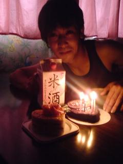 ☆功の誕生日☆