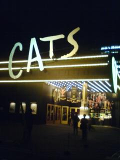 シネマ歌舞伎&CATS