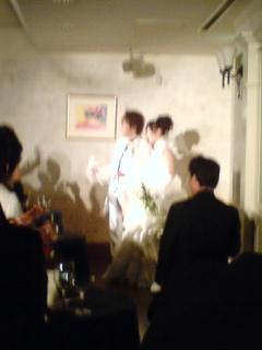 結婚式〜☆