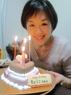 誕生日〜(o^∀^o)