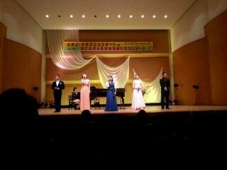 洋野町公演終了☆